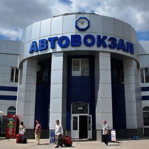 Автовокзалы Бежецка