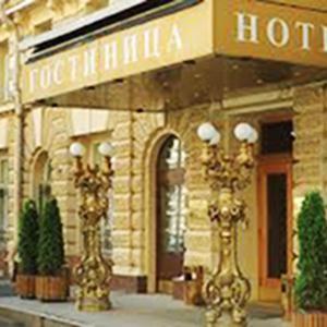 Гостиницы Бежецка
