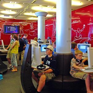 Интернет-кафе Бежецка