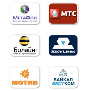 Операторы сотовой связи Бежецка