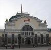Железнодорожные вокзалы в Бежецке