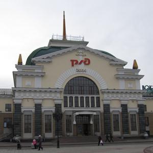 Железнодорожные вокзалы Бежецка